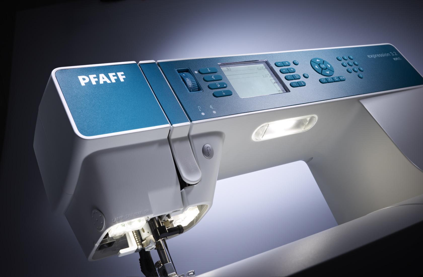 Pfaff expression 3 2 macchine per cucire elettroniche for Pfaff macchine per cucire